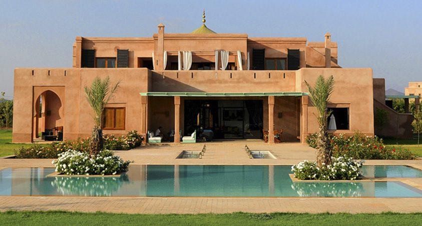Construction de b timent cl en main for Construire une maison au maroc