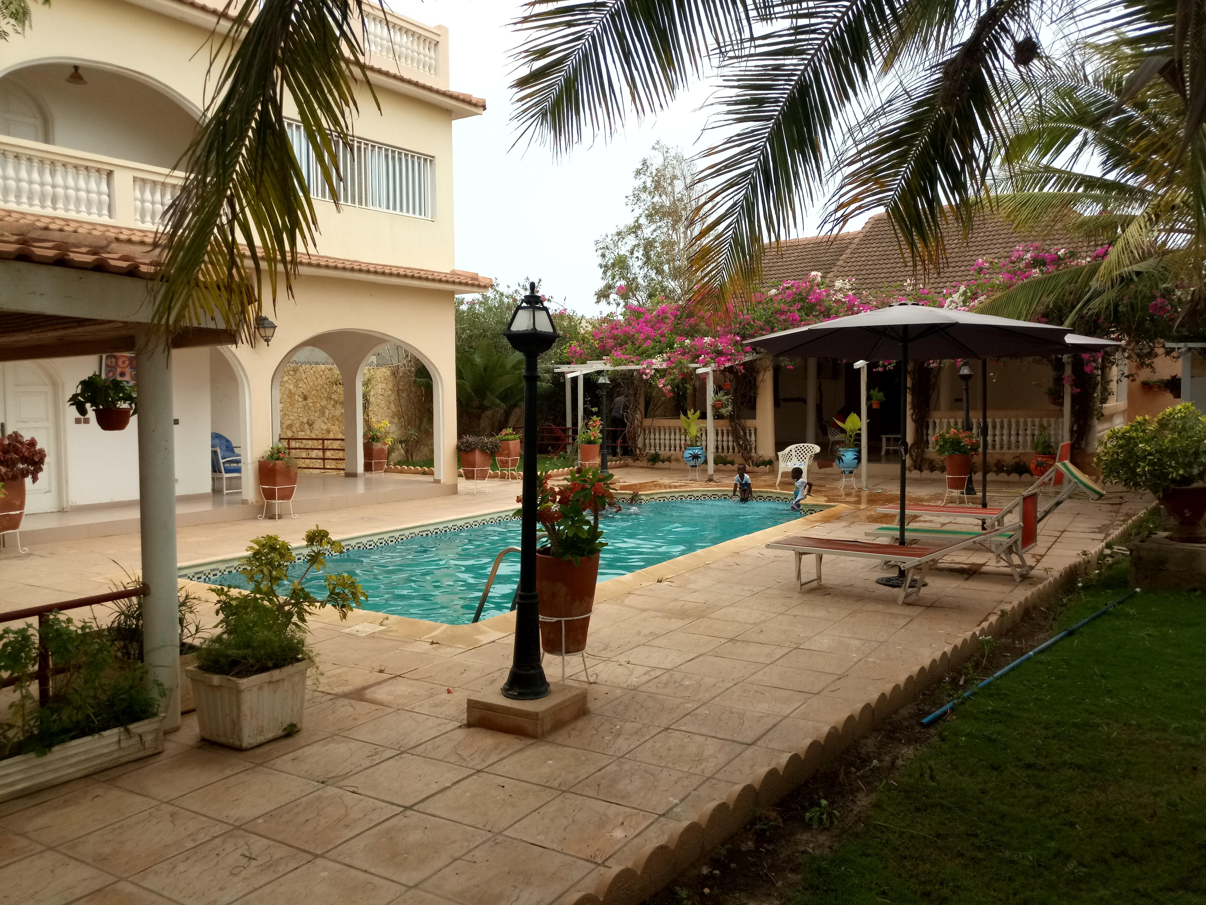 Villa à vendre à sendou 1000m2 dakar